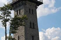 Kurzova věž na Čerchově