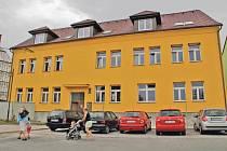 Nové zdravotní středisko ve Staňkově.