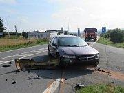 Pondělní ráno začalo na Písecku nehodou. (ilustrační foto)