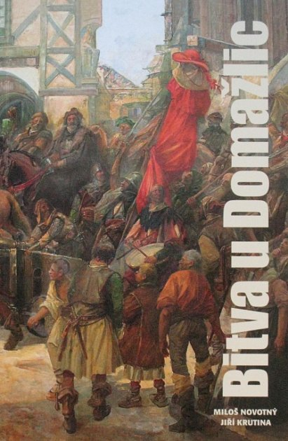 Kniha Bitva uDomažlic