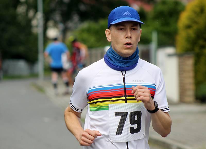16. ročník dolanského běhu přes Vorlíky.