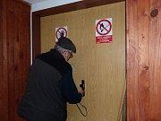 Vstup zakázán - Deníku povolen: Vojenská věž na Čerchově