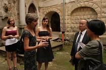 Japonský velvyslanec v Německu Takeshi Nakane navštívil Poběžovice.