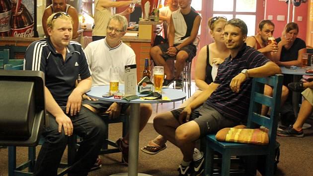 Domažlická Koulárna pořádala turnaj jednotlivců.