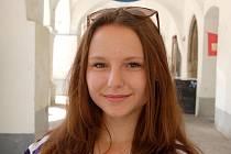Adéla Hromádková.