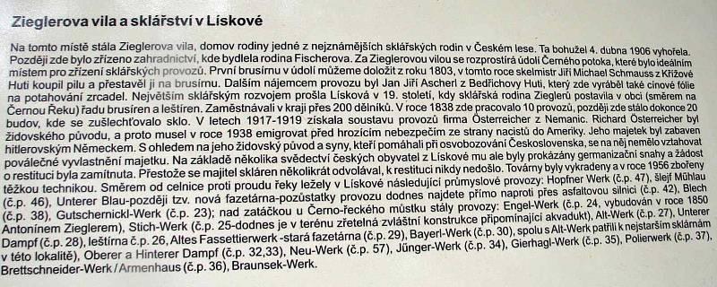 Ze slavnostního otevření Česko-německé naučné stezky Lísková/Haselbach a procházky po ní.