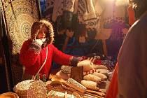 Vánoční jarmark v Horšovském Týně.