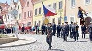 Oslavy 145 let SDH  Horšovský Týn.