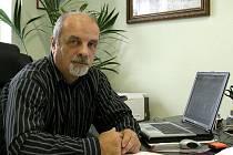 Starosta Meclova Zdeněk Martínek.