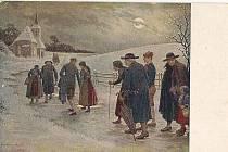 Pohlednice ze sbírek Muzea Chodska.