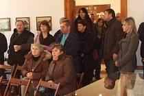 Vernisáž pivovarnické výstavy v Muzeu Chodska