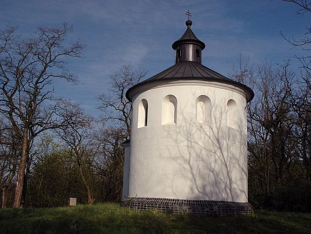 Kaple Panny Marie Lurdské na Mastníku.