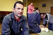 Václav Vaněk z pasečnice z Pasečnice je velitelem okrsku Jednotek požární ochrany Mrákov.