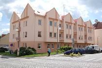 Domov pro seniory v domažlické Břetislavově ulici.
