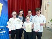 Žáci ZUŠ Kdyně byli oceněni v Německu.