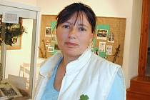 Marie Hanáčíková, vedoucí domažlického ženského sboru Canzonetta.