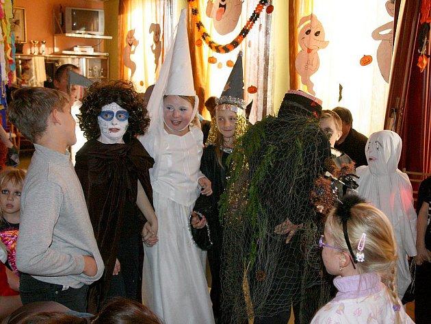 Halloweenská párty v H. Týně.