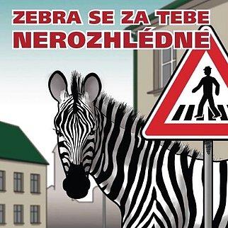 Policejní preventivní akce Zebra se za tebe nerozhlédne probíhá celostátně také letos