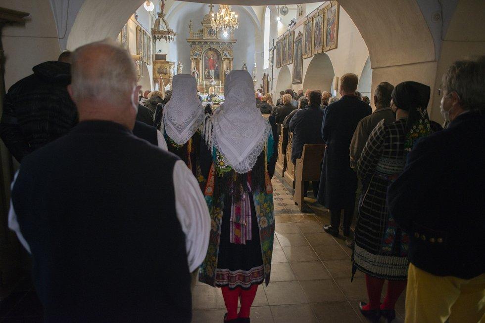 Odešel Josef Nejdl starší, milovník chodského folklóru a skvělý vypravěč
