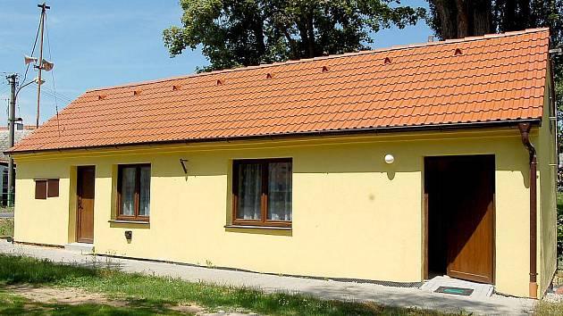 Obecní úřad ve Všekarech.