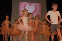 Z Taneční akademie Venduly Brettschneiderové.