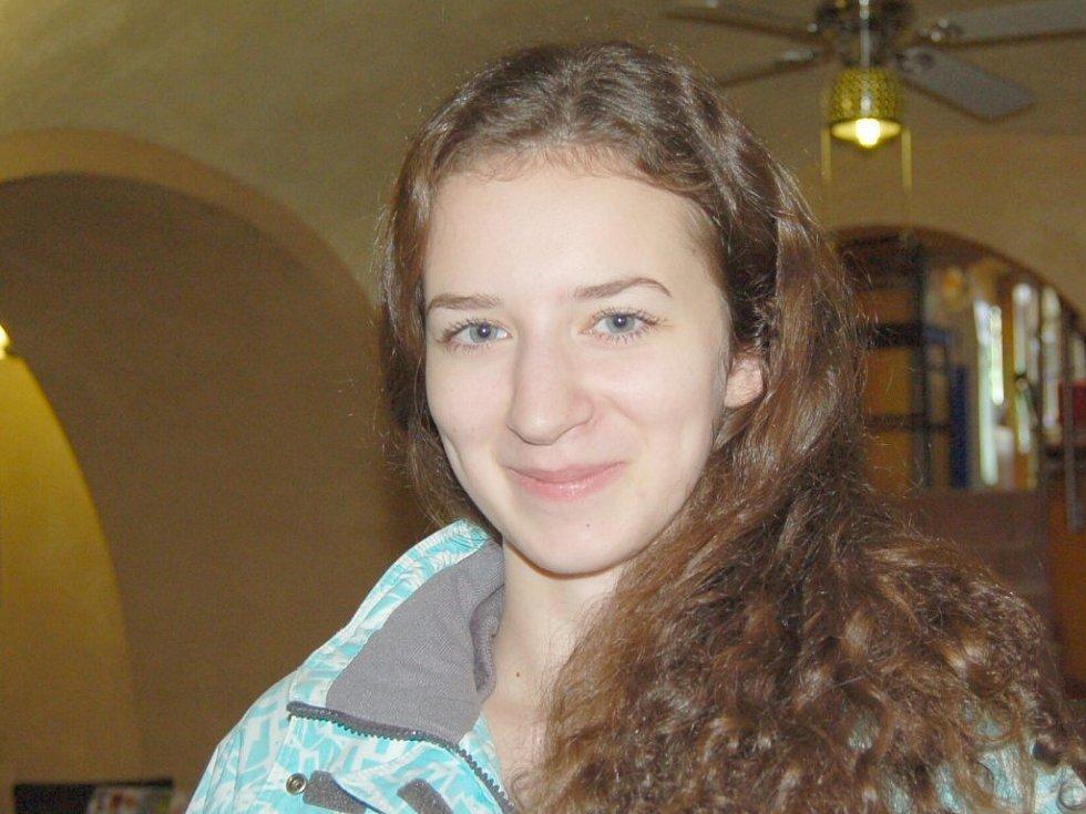 Markéta Kulichová.