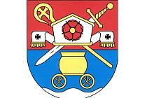 Znak obce Milavče.