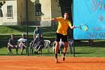 Vítěz turnaje Antonín Štěpánek.