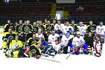 Hokejisté HC HP Sršni Domažlice na turnaji v Piešťanech.