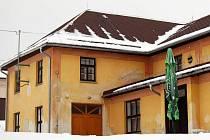 Kulturním dům plánují Všerubští začít opravovat koncem června.