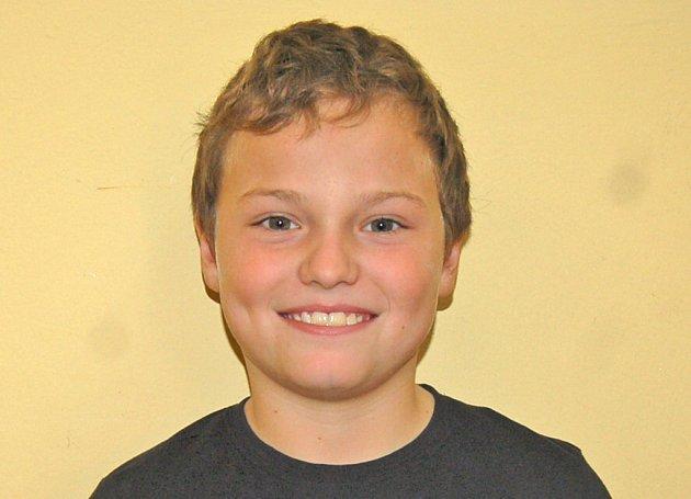 Pavel Hikl vyhrál krajské kolo Logické olympiády.