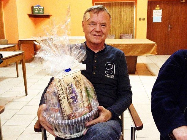 Fotbalový a basketbalový rozhodčí Karel Kuška.