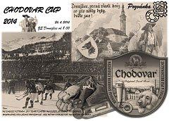 Pozvánka na Chodovar Cup 2014.