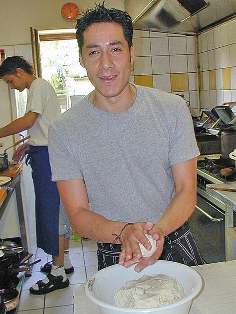 Rodrigo Flores Vińas v akci