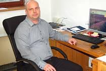 Václav Bernard, starosta Všerub.