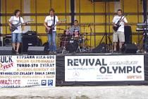 Revival Olympic Domažlice ve Staňkově.