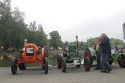 Setkání traktorů v Brnířově 2018.
