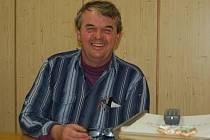 Václav Němeček, starosta Mezholez.