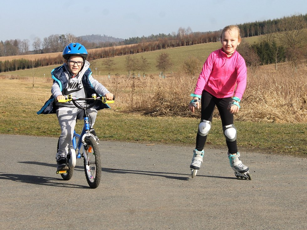 Cyklisté se dočkají nového infocentra, které by mělo vyrůst nad Brůdkem u Všerub.