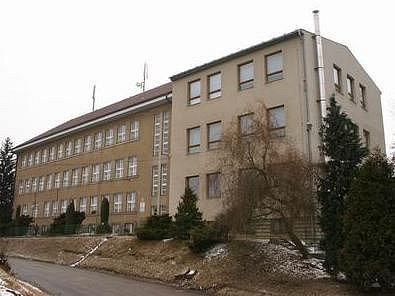 Budova Základní školy Blížejov. Foto: archiv ZŠ Blížejov