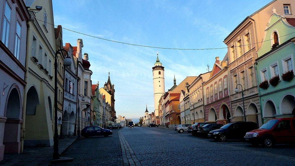 Prvním říjnovou sobotu startoval v Domažlicích pochod Kozinovo krajem.