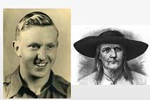 Újezdští si v těchto dnech připomínají výročí Virgila P. Kirkhama a Jana S. Koziny.