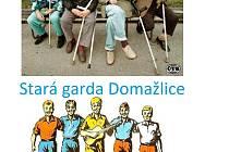 Fotbalisté Staré gardy Jiskry Domažlice se utkají o neoficiální titul Mistra Chodska s Rychlými šípy Poběžovice.