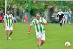 Hlavním tahákem sobotního přátelského utkání v Chodově bude Antonín Panenka.