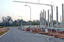 Zastupitelé Horšovského Týna odsouhlasili zrušení opce firmy Sigloch, která zde před třemi lety postavila novou halu.