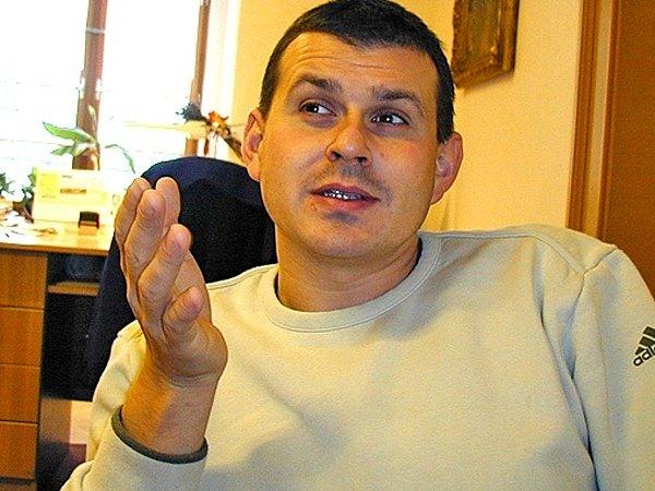 Ředitel Muzea Chodska Josef Nejdl.