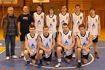 MLADÍ BASKETBALISTÉ USPĚLI. Mladí basketbalisté Jiskry Domažlice vyhráli kvalifikační turnaj o udržení v Lize U19 a tuto soutěž si tak zahrají i v nadcházející sezoně.