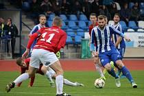 Fotbalisté Jiskry v prvním utkání sezony na domovské Střelnici vyhráli vysoko 7:0.