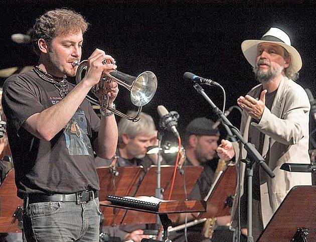 Big Band pod vedením Milana Svobody zahraje na Klubové scéně MKS Domažlice