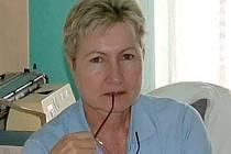 MUDr.  Radmila Pflugová - Růžičková.